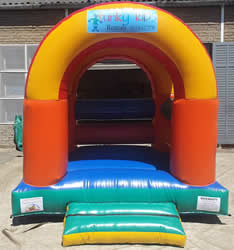 Jumping Castle with Roof for Hire in Gordons Bay, Strand, and Somerset West